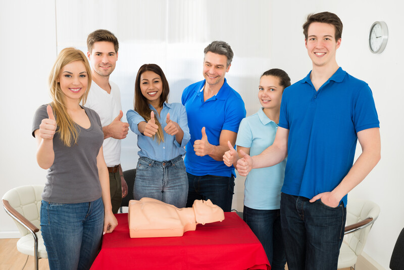 Basic Life Support (Theory) (Cert) Health & Social Care Education