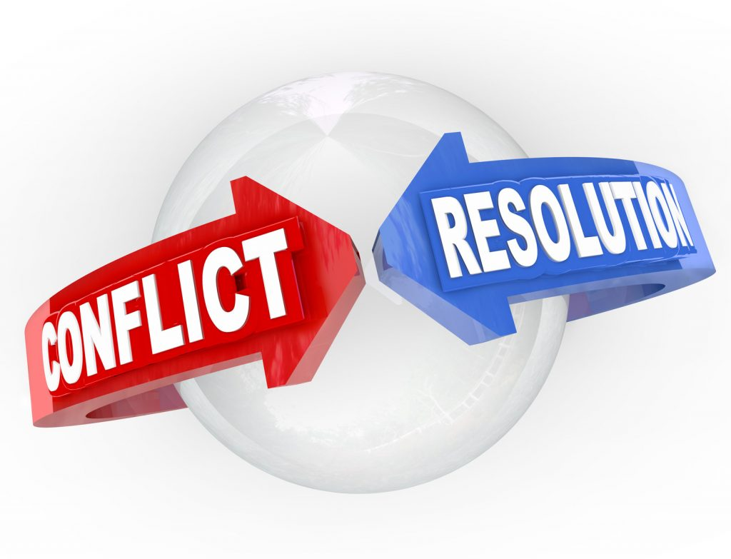 Conflict Resolution (Cert) Health & Social Care Education