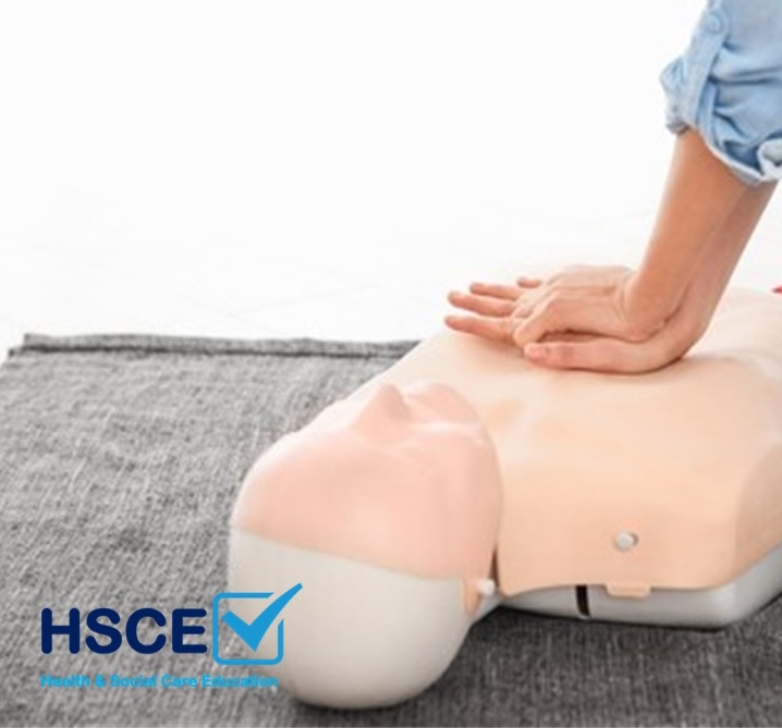 Basic Life Support  (1/2 Day) Health & Social Care Education